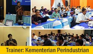 Narasumber Trainer Bisnis Kementerian Perindustrian