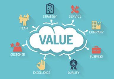 promosi produk value